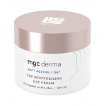 CBD Moisturizing Day Cream SPF 30, Regular to Dry Skin by MGC Derma