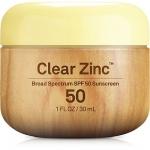SPF 50 Clear Zinc by Sun Bum