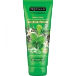 Feeling Beautiful Brightening Green Tea + Orange Blossom Peel-Off Gel Mask by Freeman Beauty