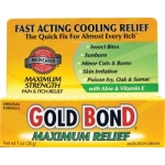 Maximum Strength Medicated Anti-Itch Cream by Gold Bond