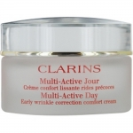 Multi-Active Day Early Wrinkle Correction Comfort Cream, Dry Skin by Clarins