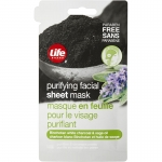 Purifying Facial Sheet Mask by Life Brand