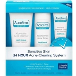 Sensitive Skin 24 Hour Acne Clearing System (Hydrating Acne Repair Lotion & Spot Treatment) by AcneFree