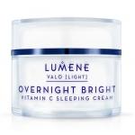 Valo Overnight Bright Sleeping Cream by Lumene