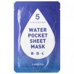 Water Pocket Sheet Mask Sleeping Mask (Replenishing) by Laneige