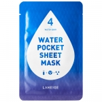 Water Pocket Sheet Mask Water Bank (Moisturizing) by Laneige