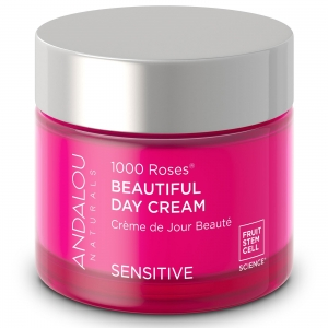 1000 Roses Beautiful Day Cream by Andalou Naturals