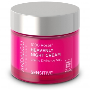 1000 Roses Heavenly Night Cream by Andalou Naturals
