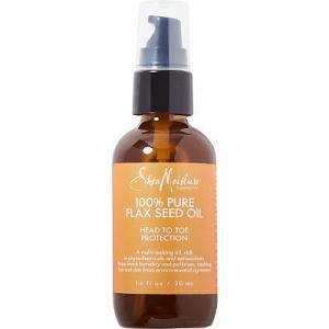 100% Pure Flax Seed Oil by Shea Moisture