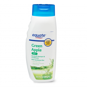 Green Apple 2 in 1 Dandruff Shampoo & Conditioner by Equate