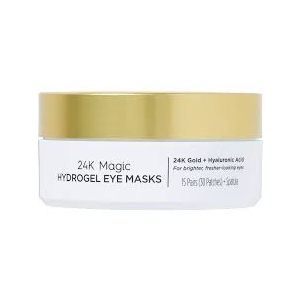24K Magic Hydrogel Eye Masks by Ulta