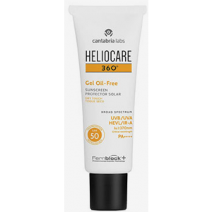 360° Gel Oil Free SPF 50 by Heliocare