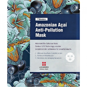 7 Wonders Amazonian Acai Anti-Pollution Mask by Leaders