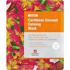 7 Wonders Caribbean Coconut Calming Mask by Leaders