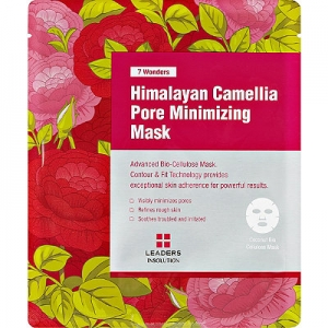 7 Wonders Himalayan Camellia Pore Minimizing Mask by Leaders