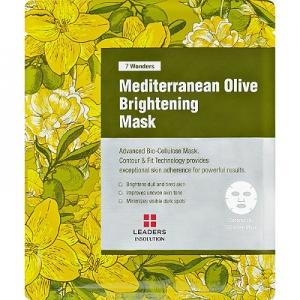 7 Wonders Mediterranean Olive Brightening Mask by Leaders