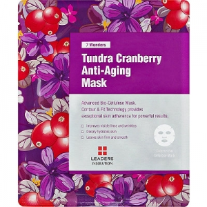 7 Wonders Tundra Cranberry Anti-Aging Mask by Leaders