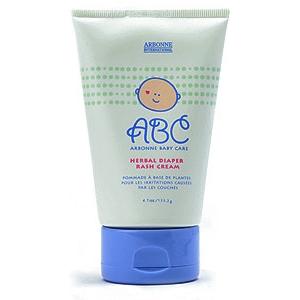 ABC Herbal Diaper Rash Cream by Arbonne