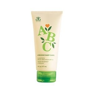 ABC Sunscreen SPF 30 by Arbonne