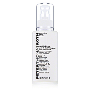 AHA-BHA Acne Clearing Gel by Peter Thomas Roth