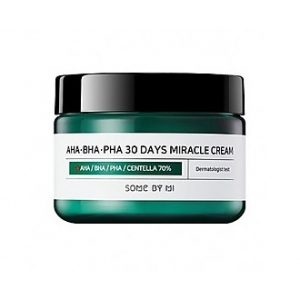 AHA BHA PHA 30 Days Miracle Cream by Some By Mi
