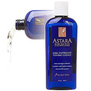 AHA Nutrient Toning Essence by Astara