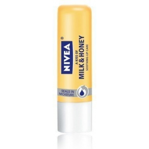 A Kiss of Milk and Honey Soothing Lip Care by Nivea