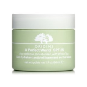 A Perfect World SPF 25 Age-Defense Moisturizer with White Tea by Origins