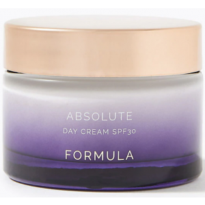 Absolute Day Cream SPF 30 by Formula (by Marks & Spencer)
