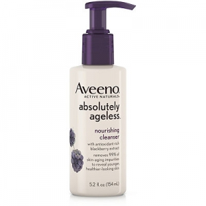 Absolutely Ageless Nourishing Cleanser by Aveeno