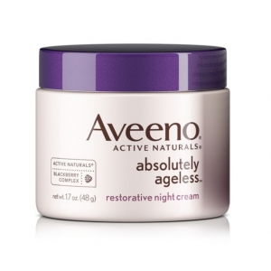 Absolutely Ageless Restorative Night Cream by Aveeno