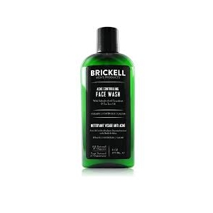 Acne Controlling Face Wash by Brickell Men's Products