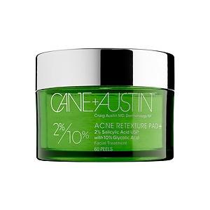 2%/10% Acne Retexture Pad + by Cane + Austin