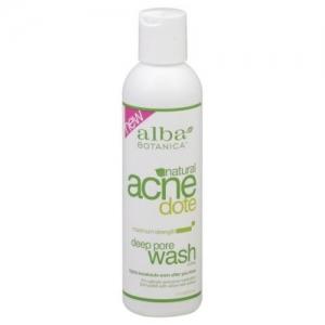 Acnedote Deep Pore Wash by Alba Botanica