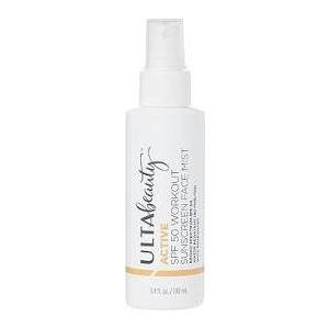 Active SPF 50 Workout Sunscreen Face Mist by Ulta