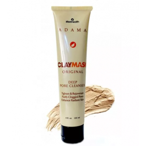 Adama Clay Mask Original Deep Pore Cleanser by Zion Health