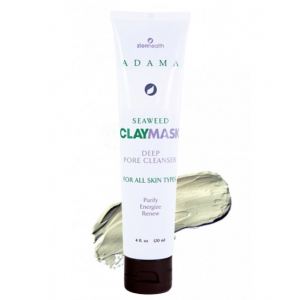 Adama Seaweed Clay Mask Deep Pore Cleanser by Zion Health