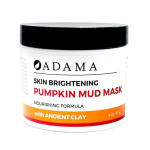 Adama Skin Brightening Pumpkin Mud Mask by Zion Health