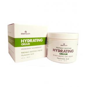 Adama Wrinkle Defense Hydrating Cream Moisturizing Day Cream Hyaluronic Acid by Zion Health