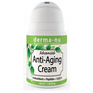 Advanced Anti-Aging Cream & Daily Moisturizer For Face by Derma-nu