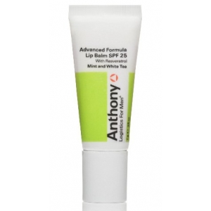 Advanced Formula Lip Balm SPF 25 Mint and White Tea by Anthony