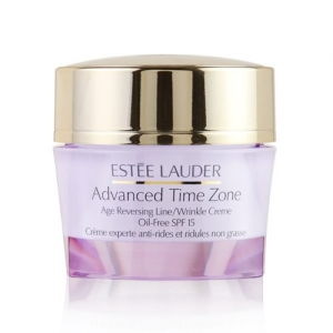 Advanced Time Zone Age Reversing Line/Wrinkle Creme SPF 15 Oil Free by Estée Lauder