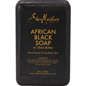 African Black Soap Bar Soap by Shea Moisture