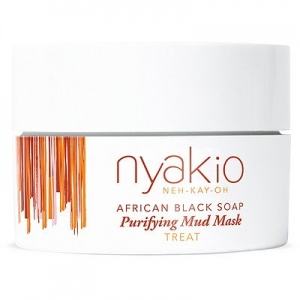 African Black Soap Purifying Mud Mask by Nyakio