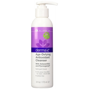 Age-Defying Cleanser with Astaxanthin by Derma E