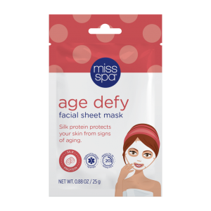 Age Defy Facial Sheet Mask by Miss Spa