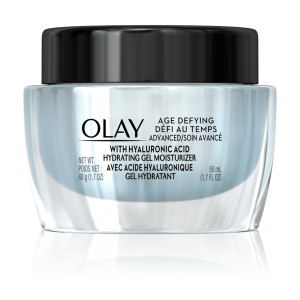 Age Defying Advanced with Hyaluronic Acid Hydrating Gel Moisturizer by Olay