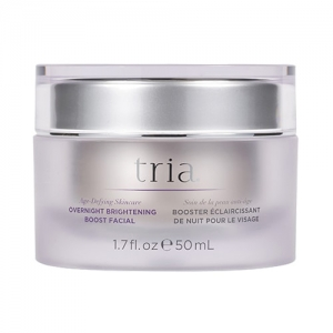 Age Defying Overnight Brightening Boost Facial Mask by Tria Beauty