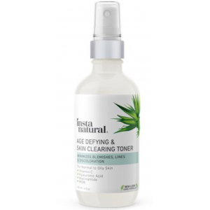 Age Defying & Skin Clearing Toner by Insta Natural
