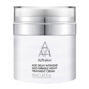 Age Delay Intensive Anti-Wrinkle Night Treatment by Alpha-H